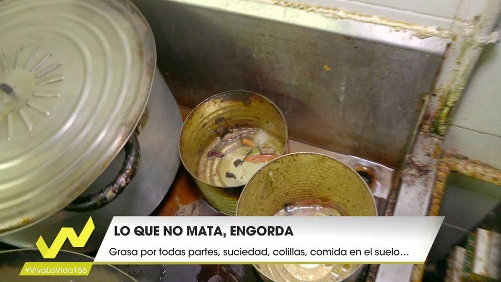 Los restaurantes menos higiénicos de España