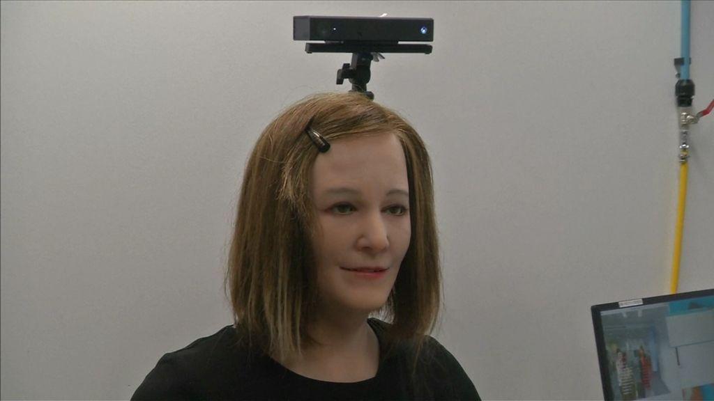 """Los robots: """"Humanoides"""" que invaden el planeta y se apropian del trabajo de los humanos"""