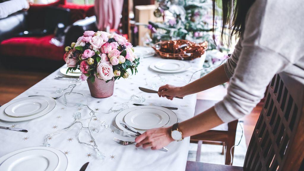 La cena de Navidad contiene las mismas calorías que la comida de una semana