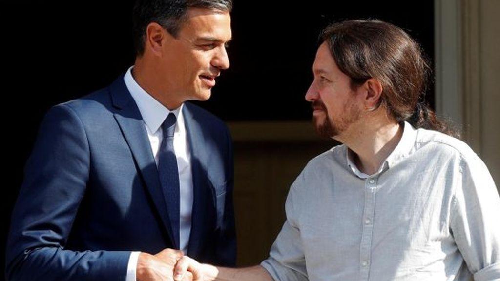 Iglesias advierte a Sánchez: si no regula los precios del alquiler Podemos no apoyará a su Gobierno
