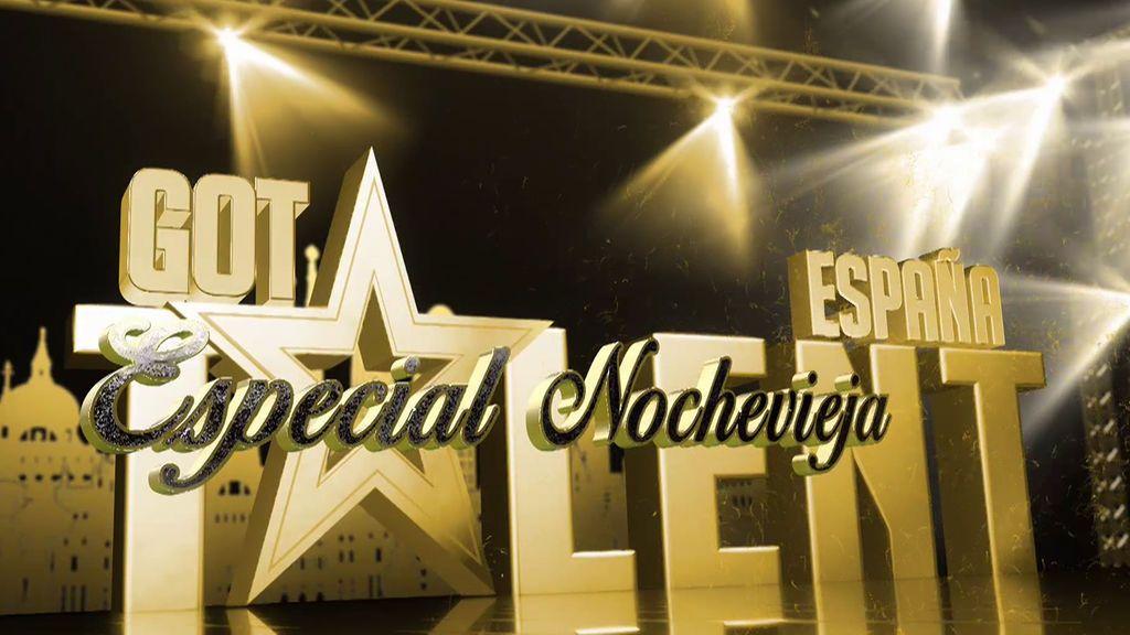'Got Talent' Especial Nochevieja, completo y en HD
