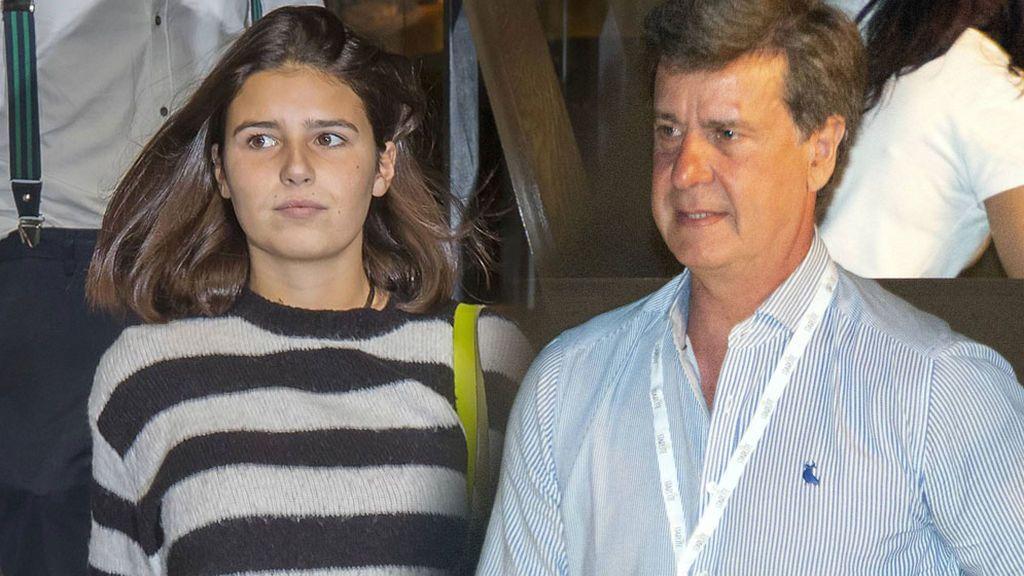 """Cayetano Martínez de Irujo, """"preocupado"""" por el estado de salud de Tana Rivera: """"No es nada reconfortante"""""""