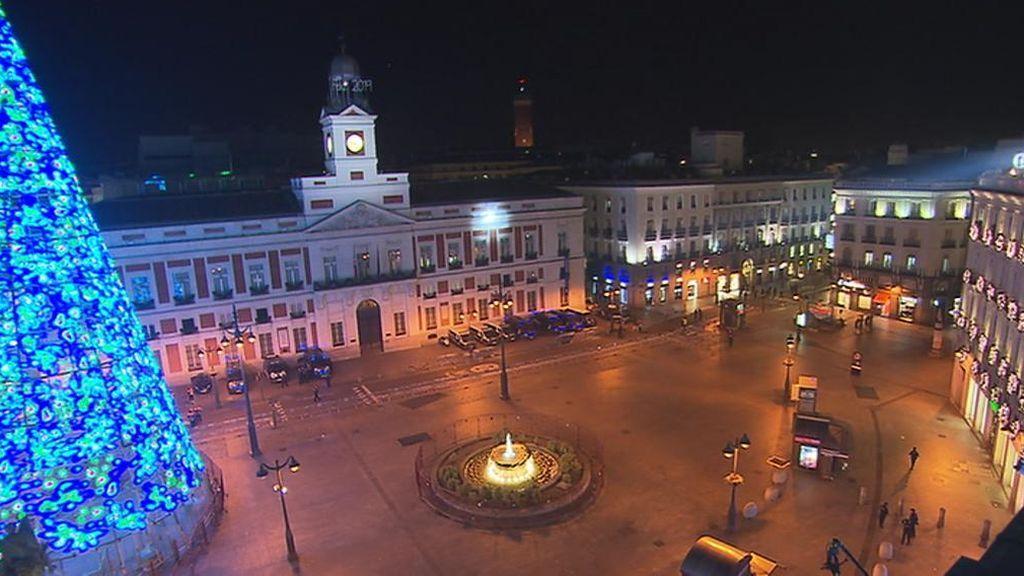 Las grandes ciudades extreman las medidas de seguridad para la noche de fin de año