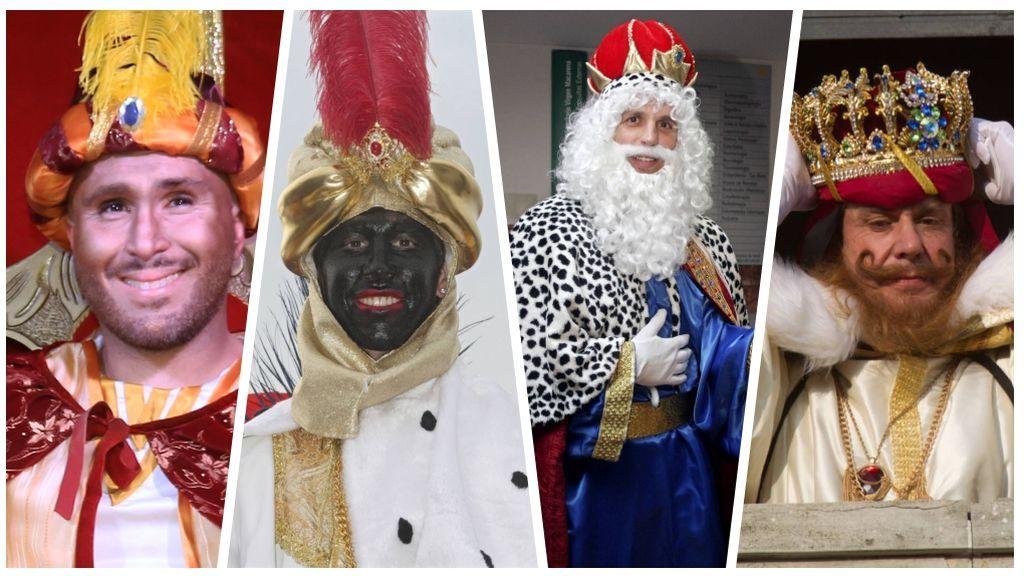 De Sergio Ramos a Kiko Rivera… Los famosos ayudan a los Reyes Magos