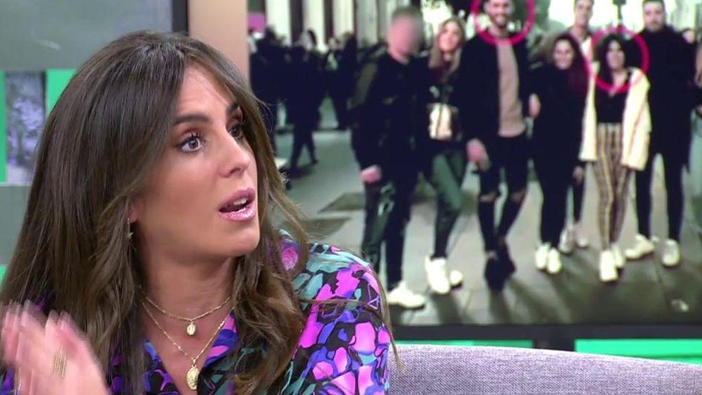 """Anabel Pantoja, tras las fotos de Isa con Asraf: """"La relación de mi prima y Omar no está bien"""""""
