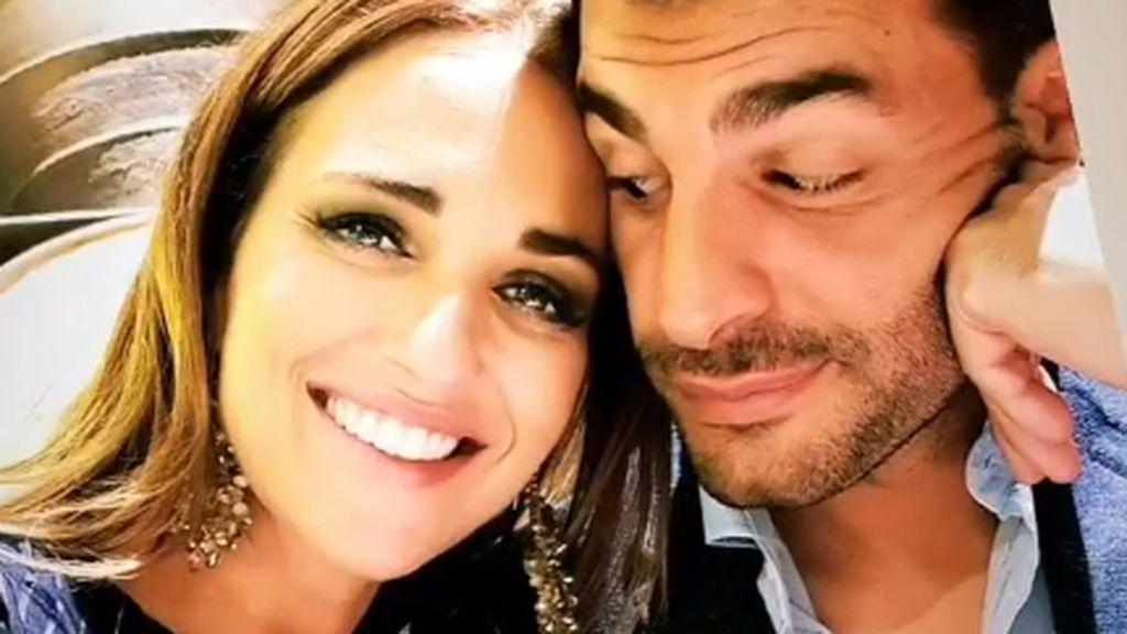 """Paula Echevarría se declara a Miguel Torres: """"Has estado por encima de las circunstancias"""""""