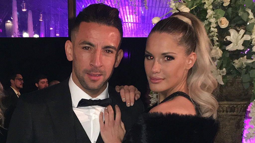 Gala Caldirola anuncia su boda con Mauricio Isla