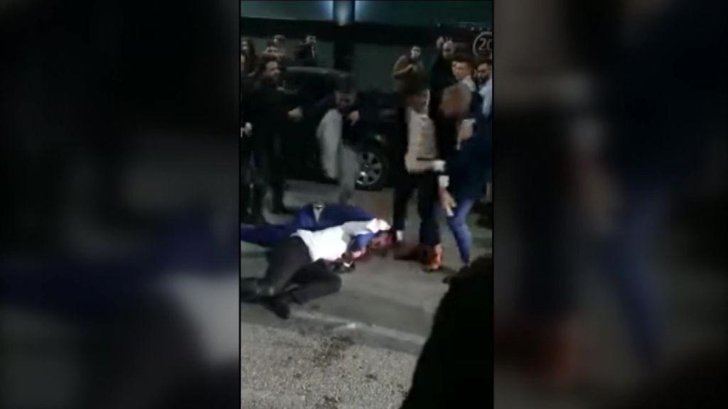 La discusión en la puerta de una discoteca de Jaén que terminó en una brutal pelea