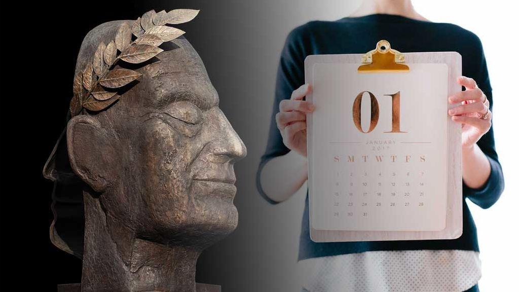 Por qué enero es enero y el año comienza el primer día de este mes