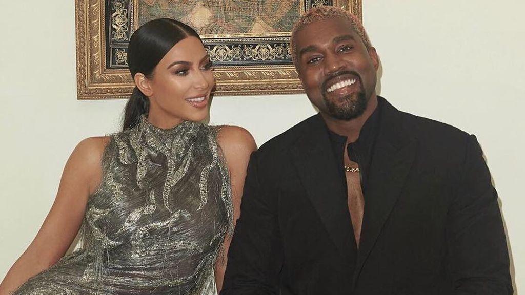 Kim Kardashian y Kanye West serán padres por cuarta vez por gestación subrogada