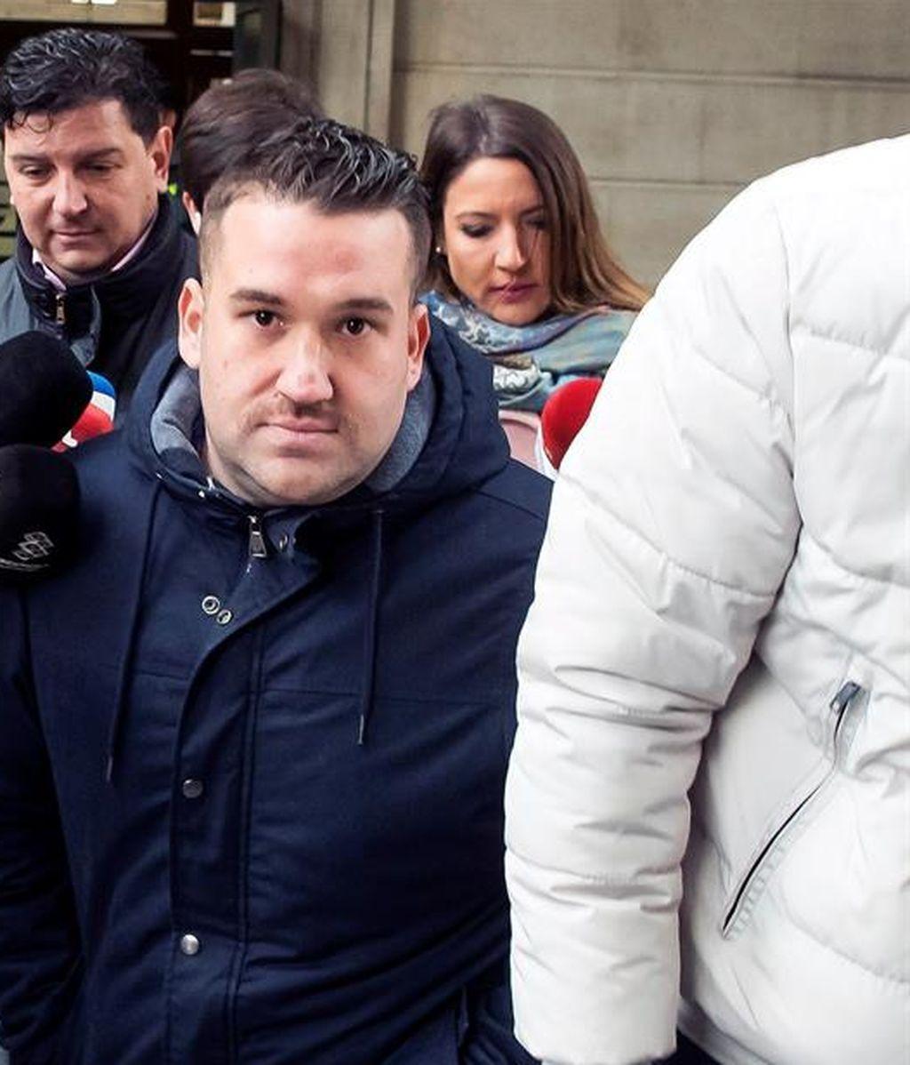 Primeras palabras de 'El Prenda' tras la decisión de la Audiencia de Navarra: