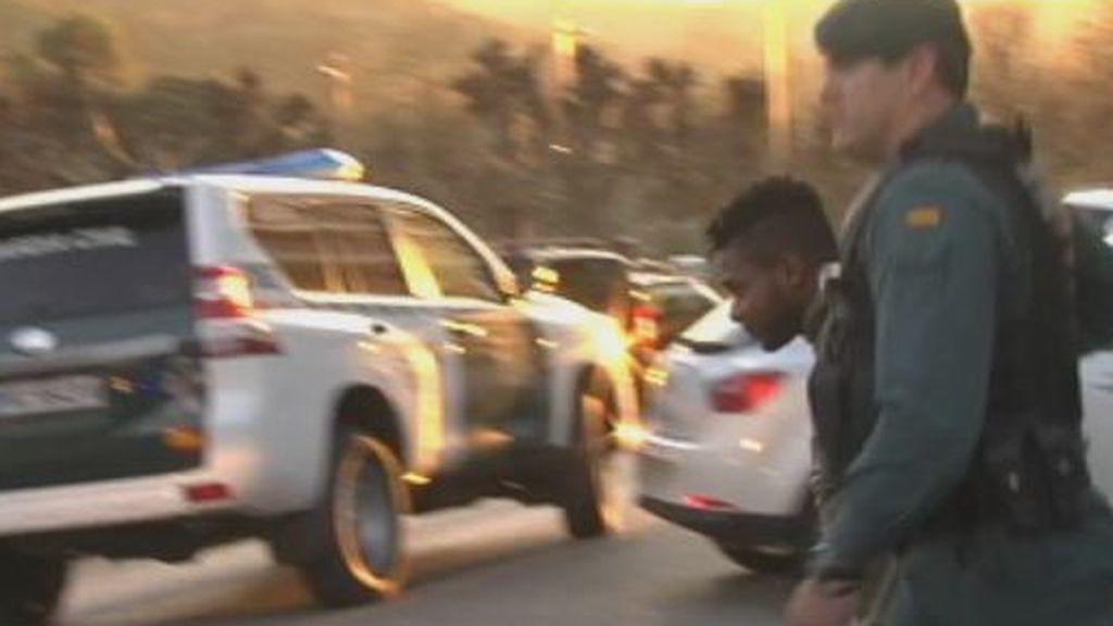 Increpan al detenido por el crimen de Laredo en su traslado a la cárcel