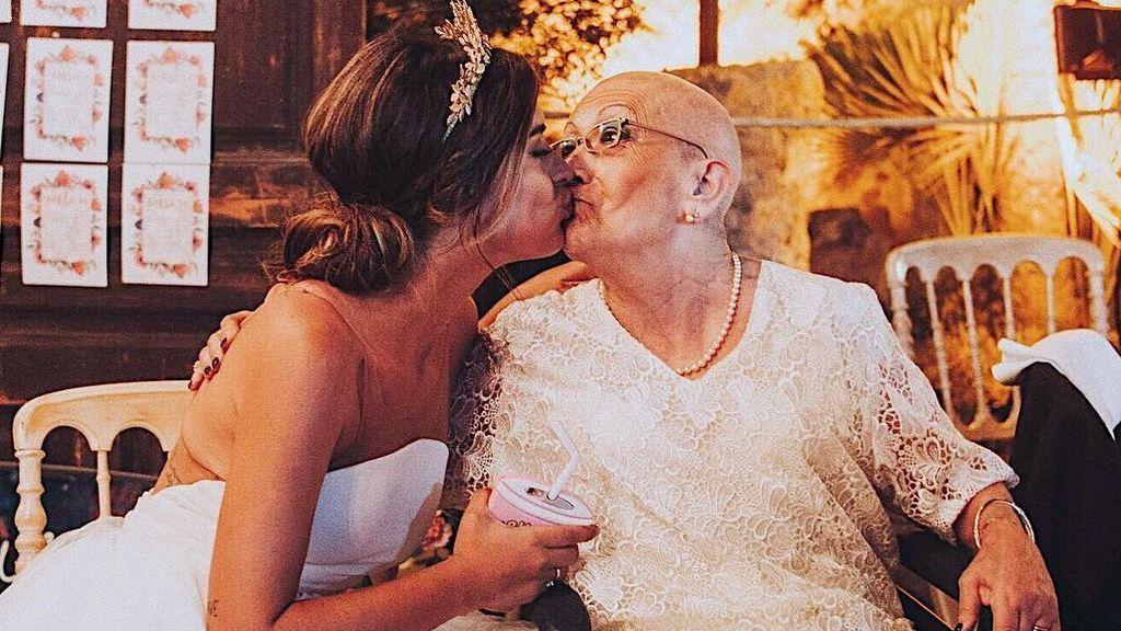 """Dulceida se despide de su abuela: """"Ahora eres luz y siempre estarás conmigo"""""""