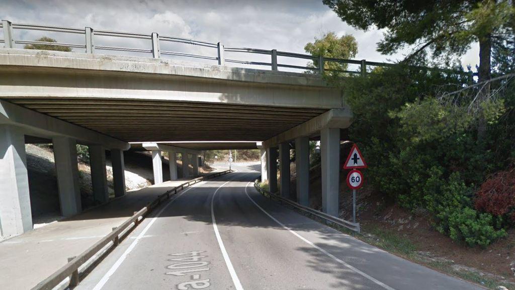 Muere un joven de 29 años en un accidente de tráfico de causas desconocidas en Palma