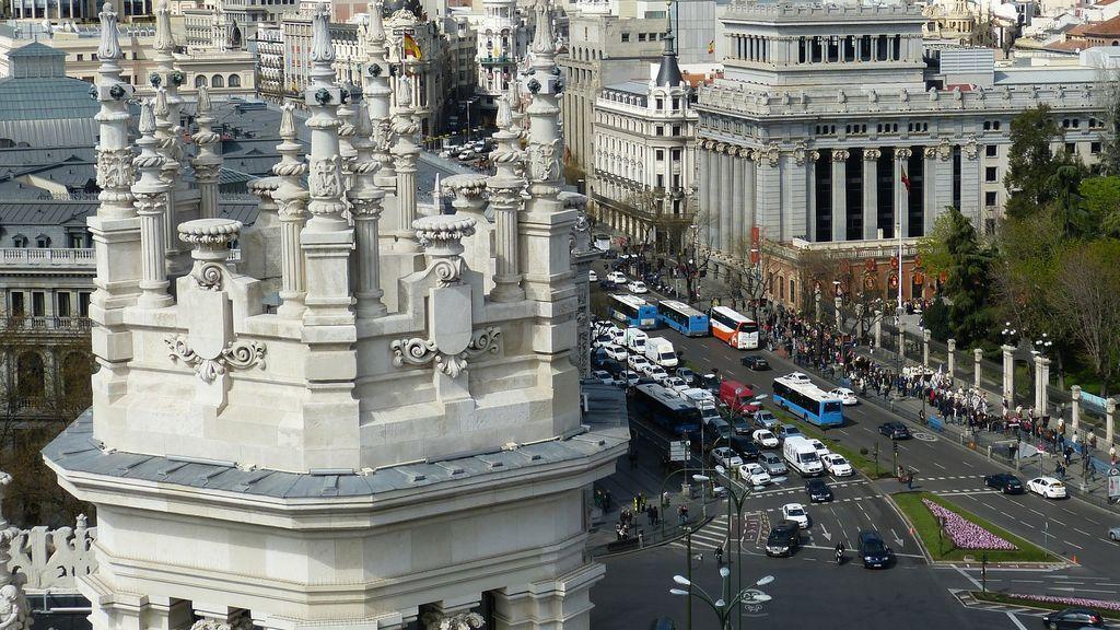 El Ayuntamiento de Madrid mantendrá la limitación en 70 km/h en la M-30 y vías de acceso a la M-40 el sábado