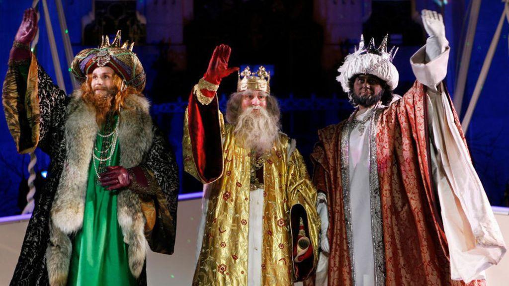 Los Reyes Magos y las cabalgatas más sorprendentes de este año