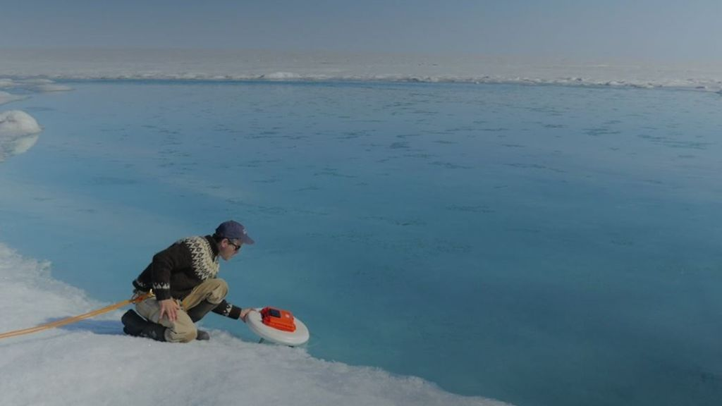 Demuestran que las capas en deshielo de Groenlandia llevan más metano a la atmósfera