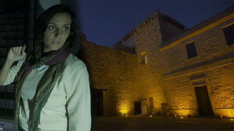 Pasamos una noche en el \'Castillo de los lamentos\' y vivimos una ...