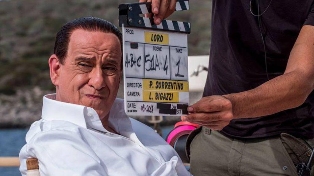 La mirada de Sorrentino se posa ahora en Berlusconi