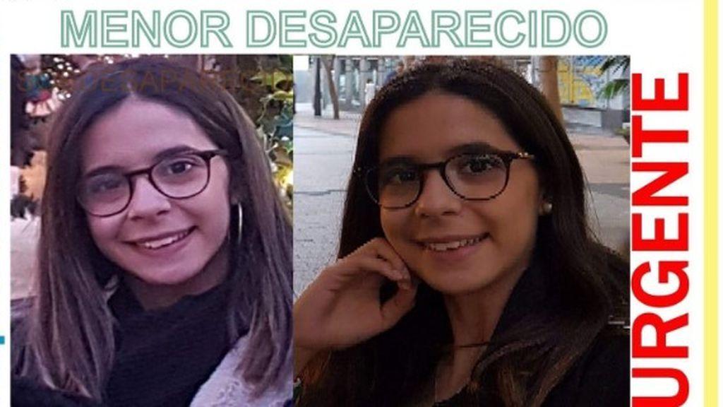 Buscan a una menor de 17 años desaparecida en Tenerife