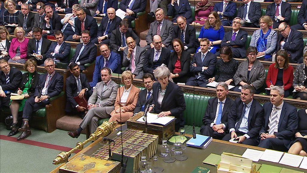 El Parlamento británico votará el acuerdo del Brexit el 15 de enero