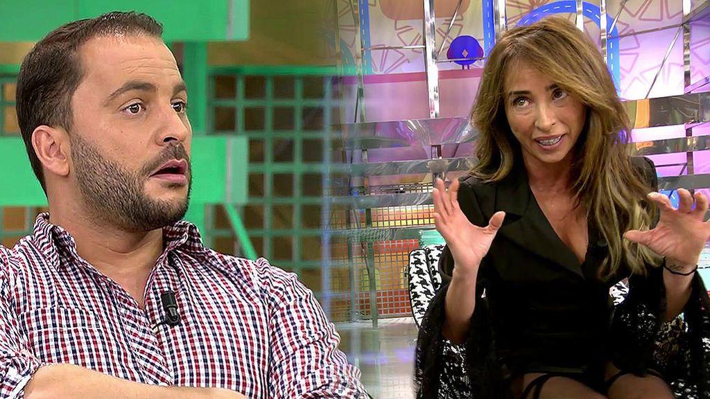 """María Patiño: """"Antonio Tejado entra a 'GH DÚO' en grave crisis con Candela"""""""