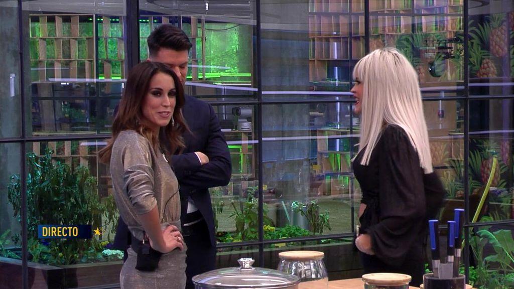 """Ylenia y Fede completan el trío con Raquel Lozano ('GH 16'): """"Yo creo que tres son multitud"""""""