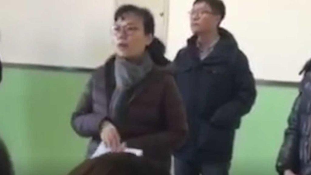 Ataca a una veintena de alumnos en un colegio de primaria en China