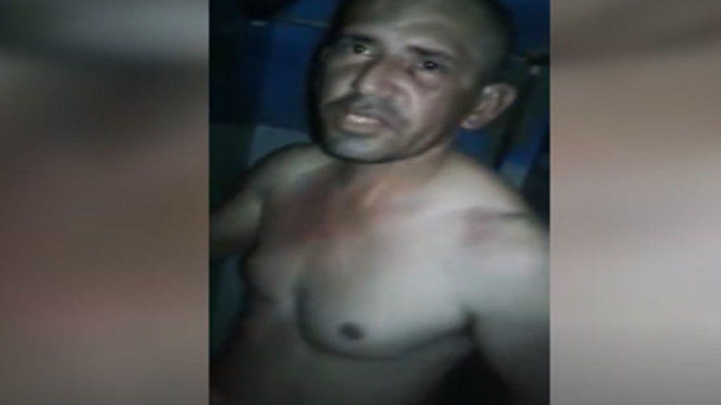 El brutal recibimiento de un grupo de presos a un violador y asesino de niñas