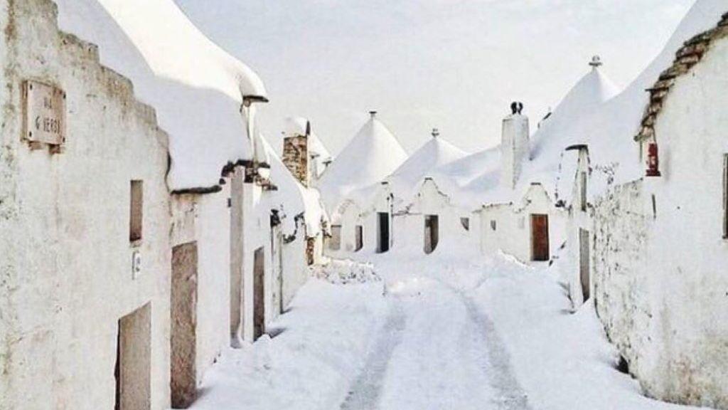 En Europa no para de nevar: las imágenes más impactantes del temporal