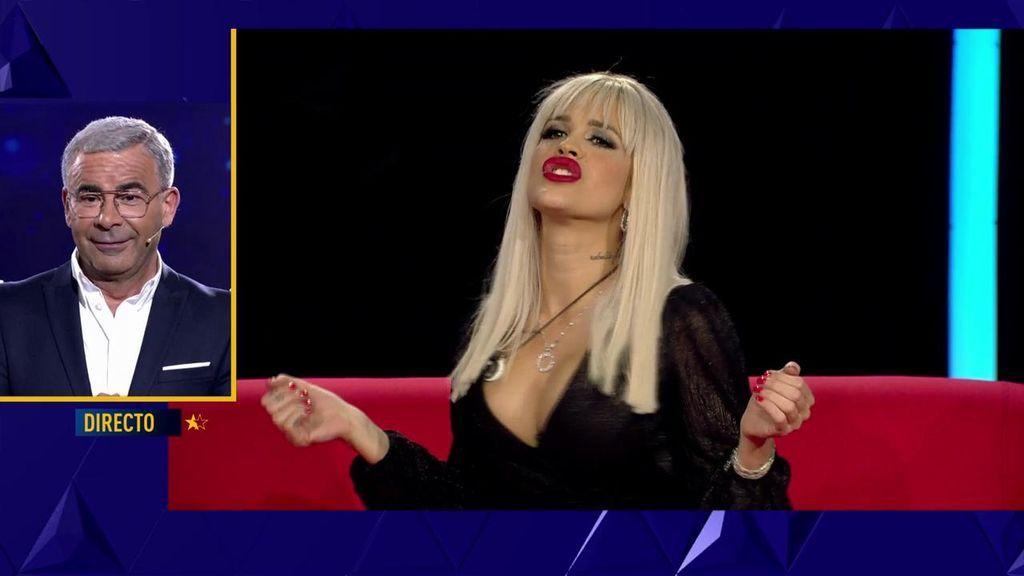 Ylenia se estrena en 'GH DÚO' con cambio de look y su mítico 'tiki-tiki'