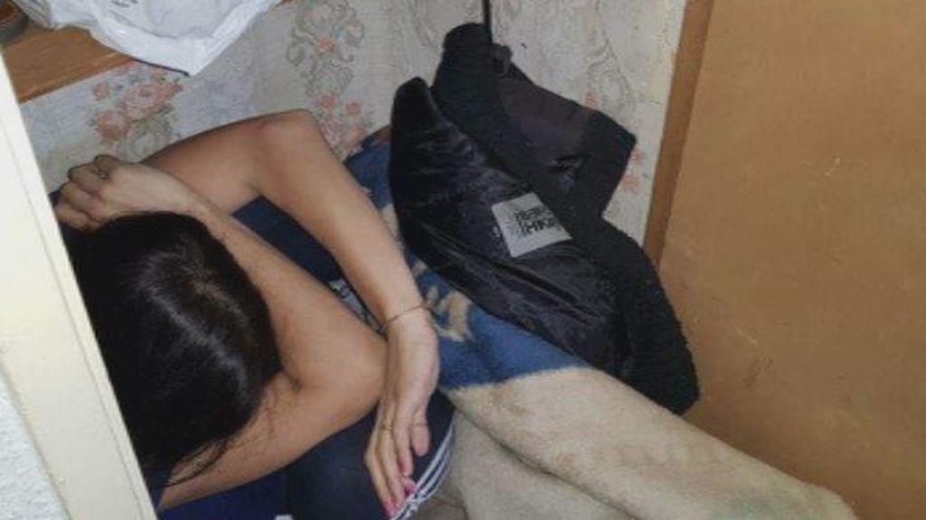 Detenido por pegar a su mujer y encerrarla en un armario
