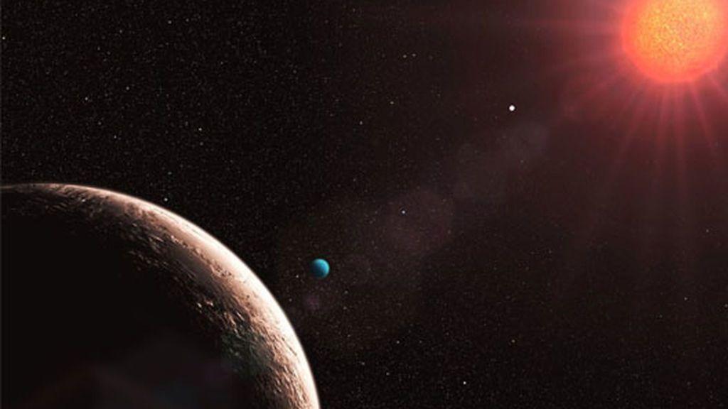 Localizan un planeta habitable entre investigadores y aficionados a la ciencia
