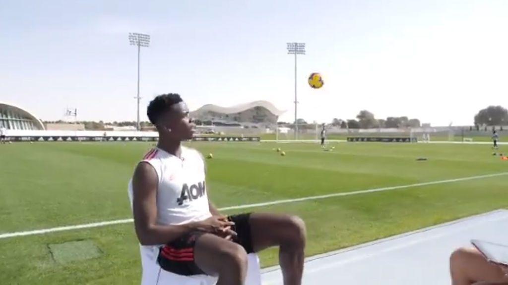 Hermano de Pogba: 'El problema en Manchester United era Mourinho'