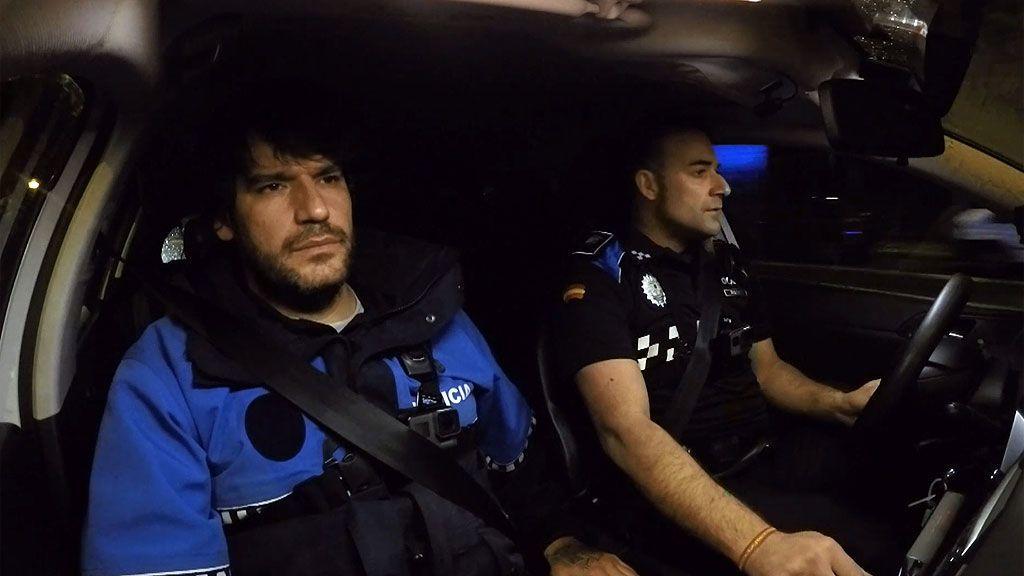 Óscar e Iván, dos 'Héroes' dentro y fuera de su puesto de trabajo