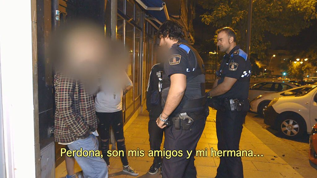 """Detienen a una menor con """"un pollo de cocaína"""" en pleno Alcobendas"""