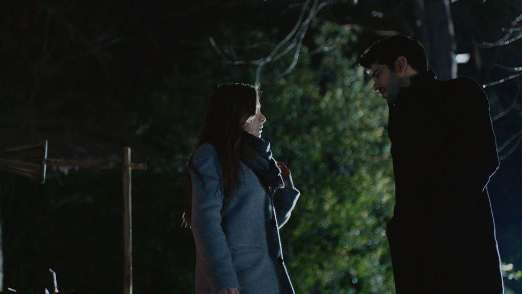 Kemal y Nihan, nuevo encuentro secreto en el bosque