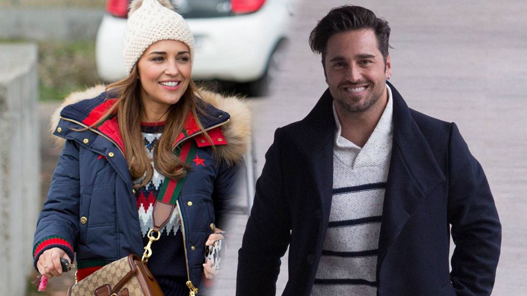 Paula Echevarría y David Bustamante juntos de nuevo para hacer feliz a su hija