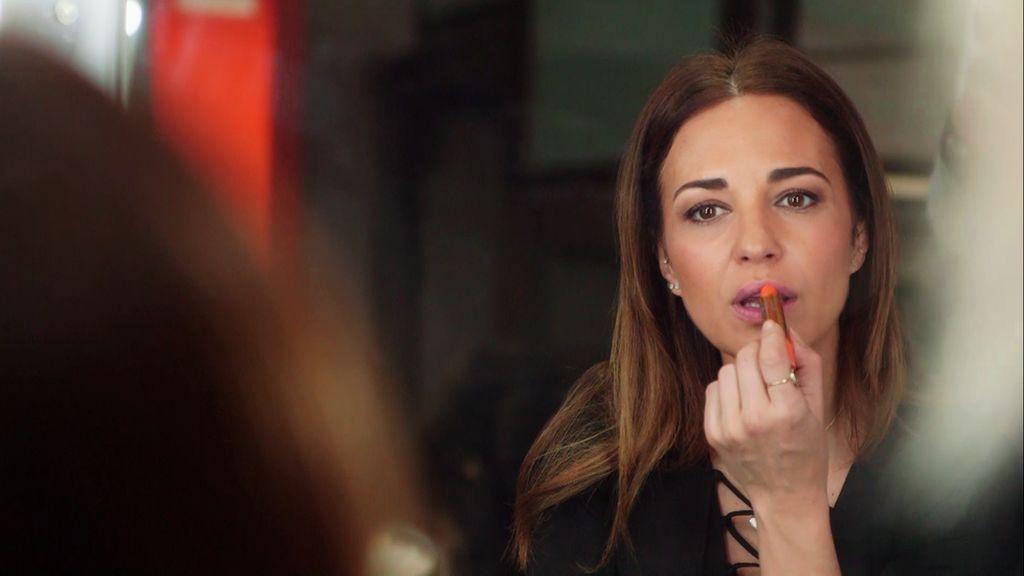 Paula Echevarría desvela las claves de su maquillaje en 'Los Nuestros 2'