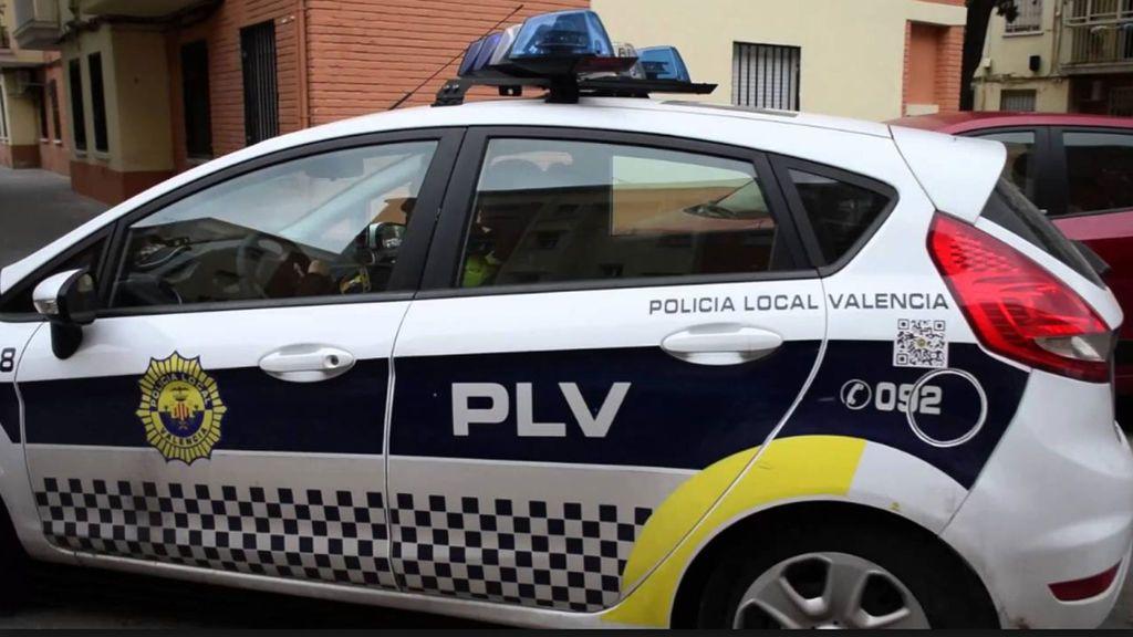 Pelea entre cuñados:  Detenido en Valencia por agredirse a empujones, arañazos y con un cubo de fregar