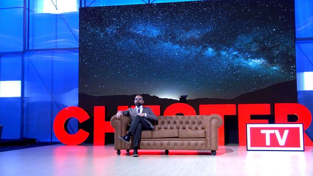 Risto Mejide en la nueva temporada de 'Chester'.