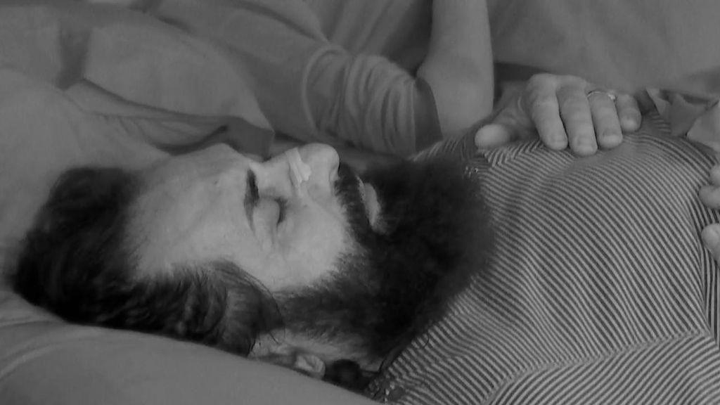 ¿Es un búfalo, un tractor gripado, una motosierra…? ¡No, es Juanmi y está dormido!