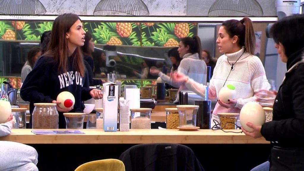 """Sofía y Raquel se enfrentan tras un acercamiento fallido: """"No me gustas y no me vas a gustar nunca"""""""