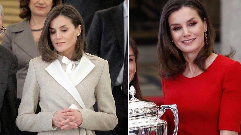 ¿Notas algún cambio en la reina Letizia?
