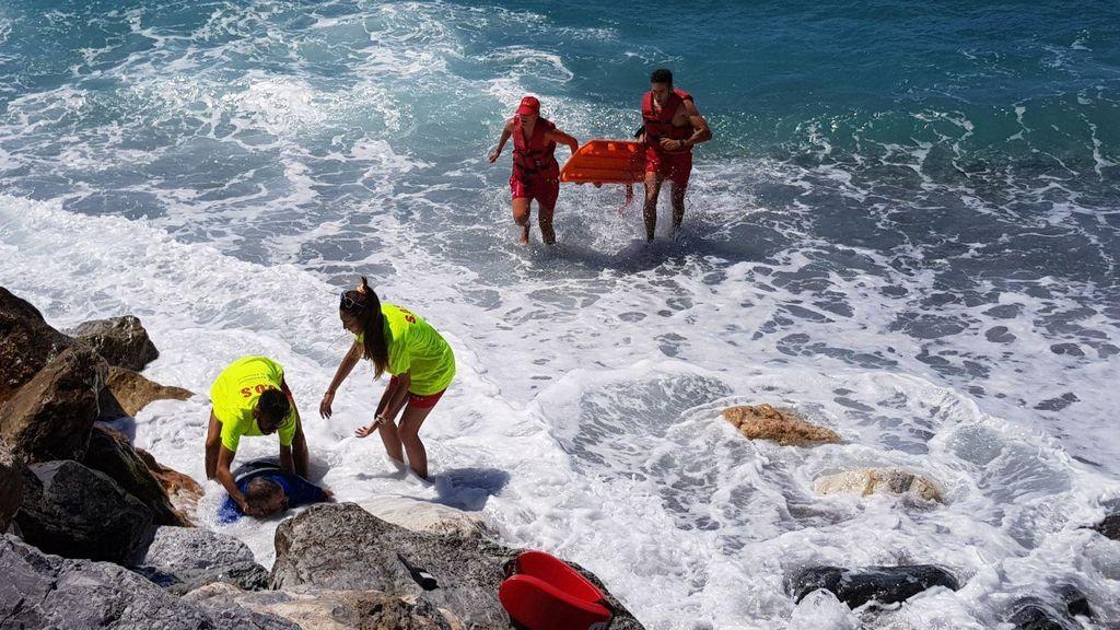 El número de fallecidos por ahogamiento en 2018 disminuye en 11 comunidades autónomas