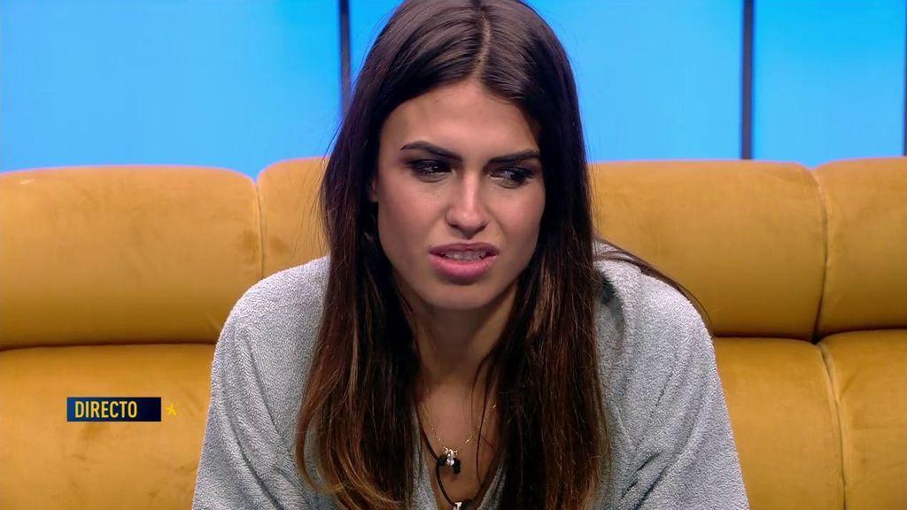 """Sofía echa a Alejandro del confesionario y se sincera: """"Me duele decirle que no podemos estar juntos"""""""