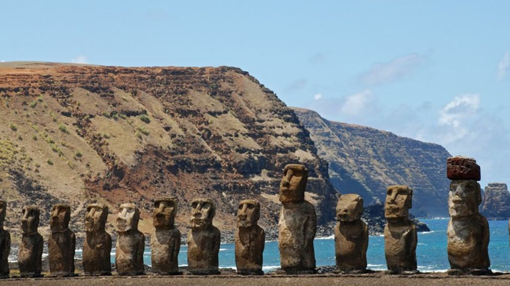 El misterio de los Moai de la isla de Pascua podría estar resuelto