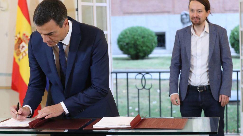 Los 11 incumplimientos que Podemos ha detectado en los Presupuestos de Pedro Sánchez