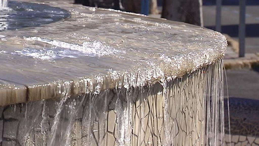 La ola de frío congela España
