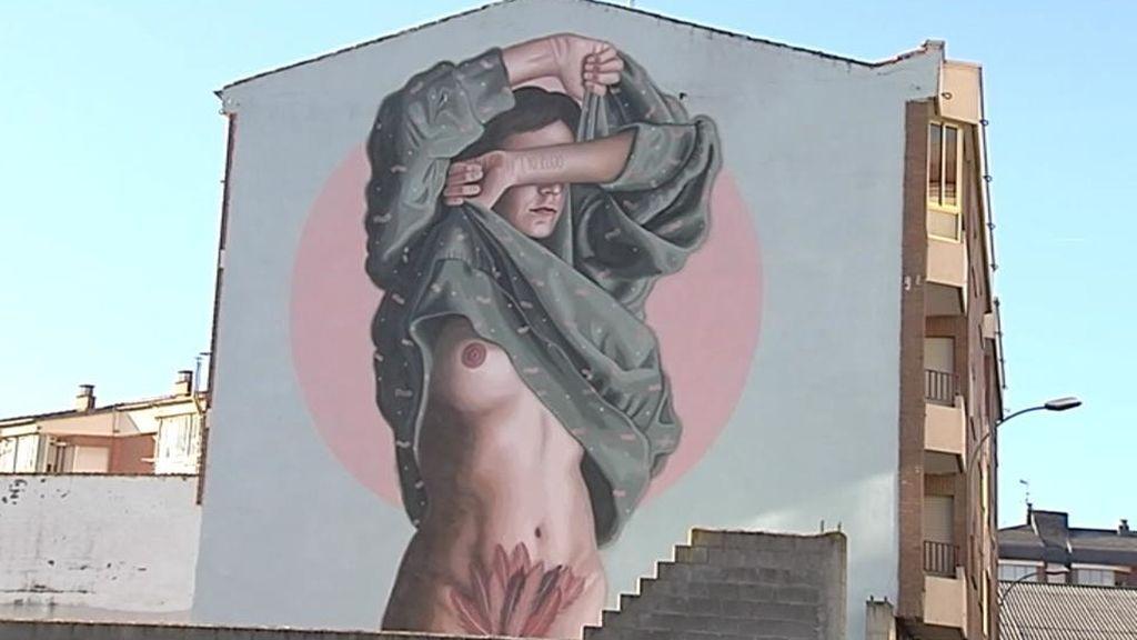 Dos de los murales de arte urbano más influyentes del mundo están en España
